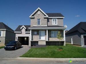350 000$ - Maison 2 étages à vendre à Mercier