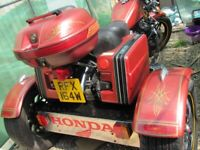 Honda, 1981, 498 (cc)