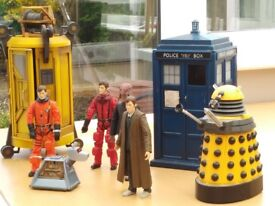 Dr Who Toys