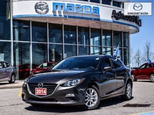 2014 Mazda MAZDA3 SPORT GS-Tints, Heated Seats, Bluetooth, Back