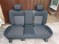 Vauxhall Corsa Rear Seat