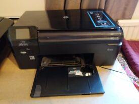 Hewlett Packard B110 Photosmart wireless printer