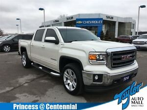 2014 GMC Sierra 1500 SLE Plus, 5.3L, Buckets, Cre