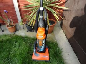 orange vax 1600 w hoover clean working order