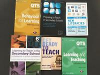 Learning to Teach in the Secondary School & others