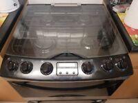 Zanussi freestanding gas cooker