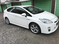 TOYOTA PRIUS 2011-PCO ELIGIBLE UK MODEL