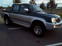 4X4 MITSUBISHI L200 PICK UP ((((((( LOW MILEAGE ))))))))))