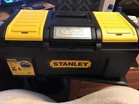 "Stanley tool box 19"""