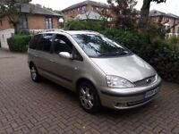 FORD GALAXY 1.9 TDI AUTO 2006 SERVICE HISTORY 2 OWNERS