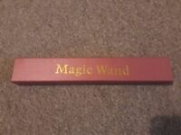 Hermione Granger. (Harry Potter) Magic Wand. With Stick On Tattoo