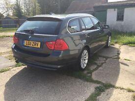 BMW 318D ESTATE EDITION