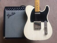 Squier Classic Vibe Telecaster with Fender Princeton 65 DSP Amp