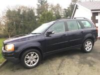 VOLVO XC90 SE D5 AWD ***AUTOMATIC*** 12 MONTHS MOT*** FULL SERVICE HISTORY*** 7 SEATER***