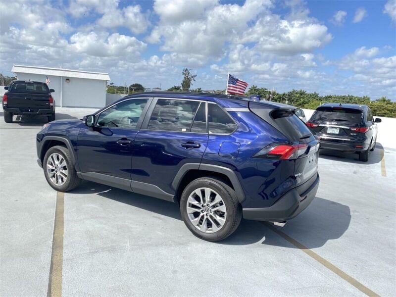 Image 8 Voiture American used Toyota RAV4 2019