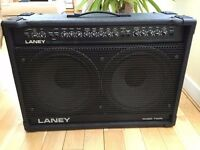 LANEY PL100 2 X 12 STEREO COMBO 100W AMP - GREAT CONDITION!