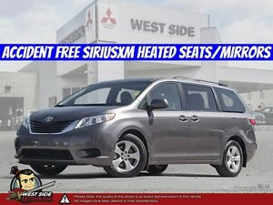 2016 Toyota Sienna LE–Accident Free–SiriusXM–Heated Seat/Mirrors