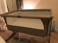 Chicco Next 2 me - Hardly used