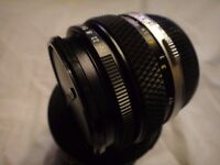 OLYMPUS WIDE ANGLE LENS