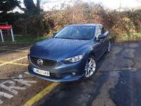 Mazda Mazda6 D Sport Nav Saloon Auto Diesel 0% FINANCE AVAILABLE