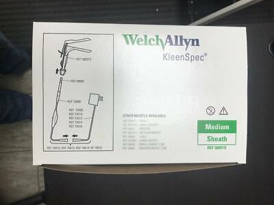 Welch Allyn Kleenspec Vaginal Speculum Box Of 20 58001s Medium Sheath New