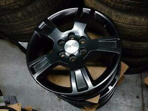 """Chevy Traverse / GMC Acadia / Buick Enclave OEM 18"""" alloy rims 6 x 132 -- $700 in brand new condition"""
