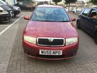 Skoda Fabia 1.4 16v Elegance 5dr timing-belt-done-111963 mile-