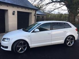 Audi A3 2009 - White