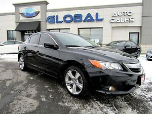 2013 Acura ILX Technology Package NAVIGATION LEATHER ALLOYS