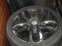 jag wheels also fit ford and volvo 17 ich could do with a paint