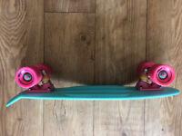 Skateboard - Pennyboard style by Two Left Feet