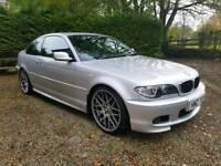 2005 BMW 318 CI MSport Low Miles FSH MINT # not 320d 325i e46 c180 c200 m3 a3 a4