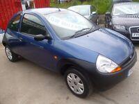 Ford KA Studio,1.3 cc 3 door hatchback,full MOT,clean tidy car,cheap insurance,good miles per gallon