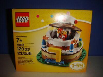 LEGO 40153 Birthday Cake Jester Clown Ages 1-99 NIB