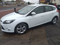 2012 FORD FOCUS ZETEC TDCI 1596cc 5DOOR HATCHBACK Diesel