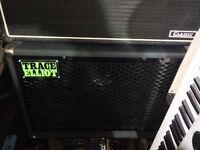 Trace Elliot 1028H Bass Amplifier Enclosure Cabinet