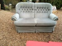 Two seater very comfortable sofa