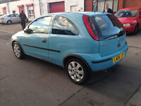 VAUXHALL CORSA 1.0 LOW INSURANCE FULL SERVICE HISTORY