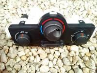 Renault megane heater control panel