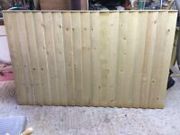 fence panel new
