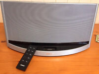 Amazing Bose Sounddock 10 Docking Speaker With Aux Jack Power Lead And Remote