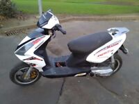 Generic race 50 cc moped motorbike spares repairs £250 ono