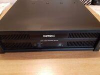 QSC Power Amplifier