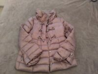 real down coat by Saventy (dusty pink)