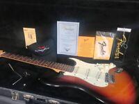 Fender Custom Shop Stratocaster - Excellent Condition