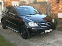 URGENT - QUICK SALE NEEDED - Mercedes ML420 CDI sport bi-turbo 4 matic, V8 with twin turbo NOT ML320, used for sale  Aylesbury, Buckinghamshire