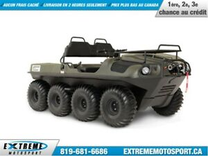 2018 Argo Frontier 8x8 S LIMITED  64$/Semaine