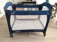 Graco Contour On The Go Travel Cot