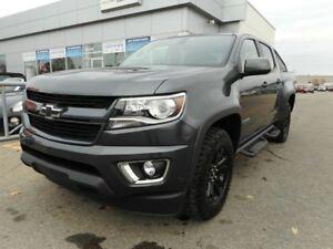 2016 Chevrolet COLORADO 4WD CREW CAB TRAIL BOSS EDITION /SIEGES