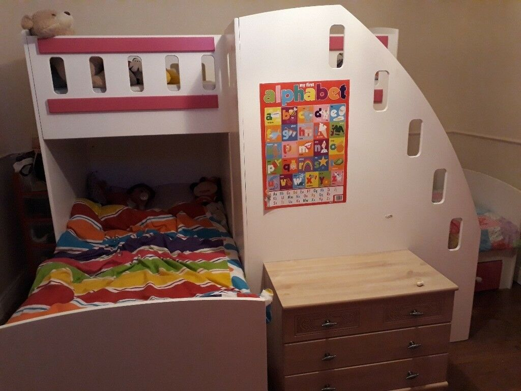 Custom Made Triple Bunk Bed In Banbridge County Down Gumtree